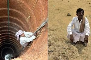 States in South India are battling severe drought. All 32 districts in...