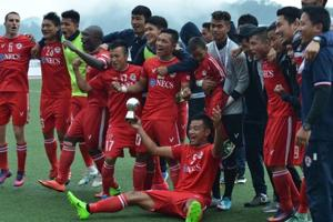 Aizawl FC, Khalid Jamil and the making of I-League's greatest underdog...