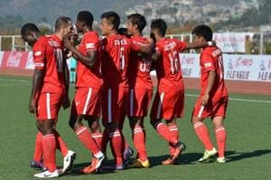 Aizawl FC seek to create history in I-League season-ender vs Shillong...