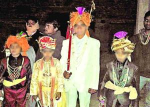 19 child marriages stopped in Rajasthan's Barmer on the eve of Akshaya...
