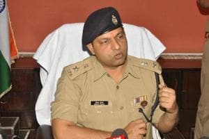New SSP announces FIR cell at district police office