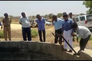 Upper caste members pour kerosene in Dalits' well in revenge in MP...