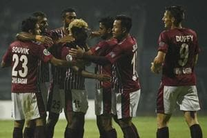 I-League: Mohun Bagan hope to end on a high against Chennai City FC