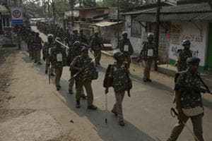 Rumours over fire: Prohibitory orders imposed after communal tension...