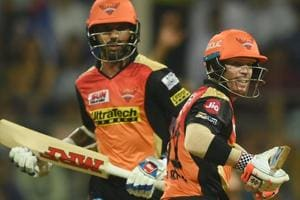 Enjoy batting with Sunrisers Hyderabad skipper David Warner, says...