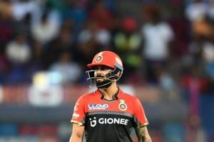 Virat Kohli's fifty only bright spot in Royal Challengers Bangalore's...