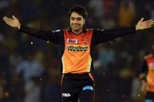 Sunrisers Hyderabad's Rashid Khan dedicates award won vs Kings XI to...