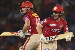 Struggling Kings XI Punjab meet Delhi Daredevils to stay in hunt in...