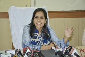 New Ghaziabad DM takes charge, resolves to empower women