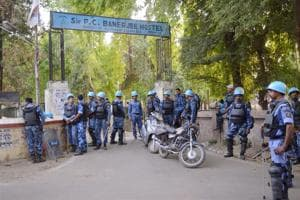 Allahabad varsity violence: Students' union president among 22...