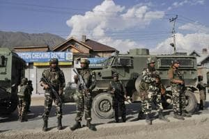 Deaths in militant attacks in J-K mounted since 2013, reveals RTI...