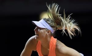 Is Maria Sharapova getting 'extra help', Stuttgart semifinal opponent...