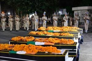 Dues of jawans killed in Sukma attack will be settled in a week, says...