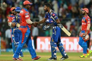 GL vs MI, IPL 2017, live score: Gujarat Lions vs Mumbai Indians live