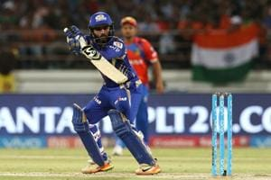 Parthiv Patel comes good for Mumbai Indians, hits his first fifty in...
