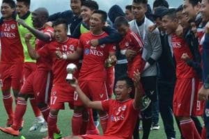 Live football score, Shillong Lajong vs Aizawl FC, I-League live:...