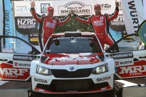 Gaurav Gill wins 1st round of Asia Pacific Rally Championship in New...