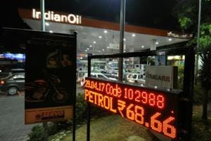 From May 1, fuel rates to change daily in Chandigarh