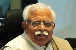 At event run on stolen power, Khattar advises villagers to refrain...