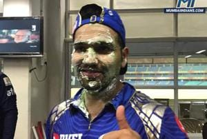 Mumbai Indians skipper Rohit Sharma's birthday bash after win vs...