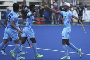 Azlan Shah Cup: Harmanpreet's brace guides India to 3-0 win vs New...