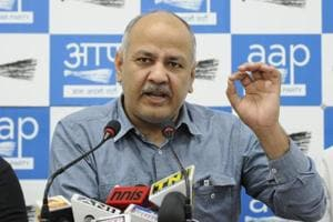 Poll panel junks office-of-profit complaint against Manish Sisodia,...