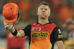 David Warner's ton blows away Kolkata Knight Riders, Sunrisers...