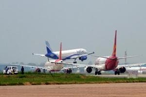 There have been 32 cases of 'near miss' in 2016, highest for any year in the history of the country's civil aviation.