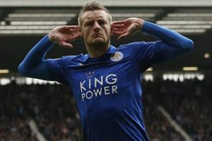 Jamie Vardy makes Leicester City safe with 1-0 win vs West Bromwich...