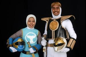 In pics: Hijabs no hindrance for Cosplay enthusiasts in Malaysia