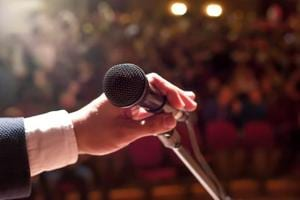 Siliguri mayor injured after being hit with microphone stand during...