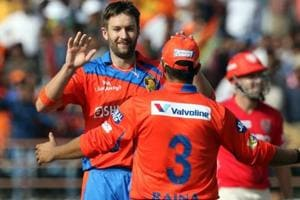Andrew Tye, Gujarat Lions' hattrick man, quits IPL 2017 injured