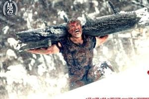 Happy birthday Ajith Kumar: Thala's fans get a new poster of Vivegam