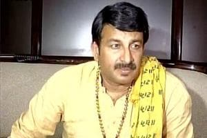 Attempt on my life, says BJP Delhi chief Manoj Tiwari after house...