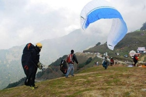 Mumbai woman alleges molestation during tandem paragliding flight in...