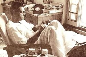 On Satyajit Ray's birthday, Kolkata exhibition celebrates 50 years of...