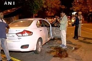Delhi policeman among three gunned down in gang-rivalry shooting