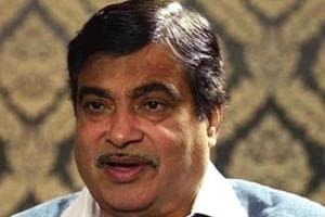 Union minister of road and national highways Nitin Gadkari