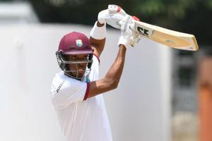 Roston Chase gives West Indies edge over Pakistan after Day 1 of 2nd...