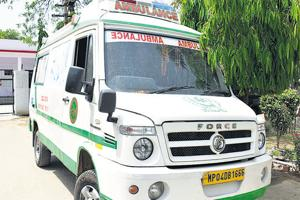 Ghaziabad police busts 'ambulance gang', two arrested