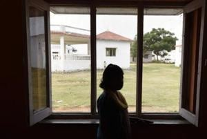 Representative Image: The government home is for girls who are either rape survivors or rescued from the city's streets, human traffickers and brothels.