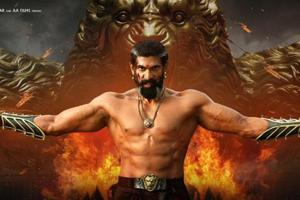 Rana Daggubati, aka Bhallaladeva of Baahubali, is blind in one eye