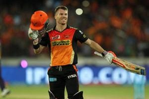 David Warner says positive intent main factor for ton in Sunrisers...