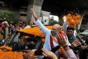 Amit Shah's message to Kejriwal: 'BJP's next target is 2020 Delhi assembly poll'
