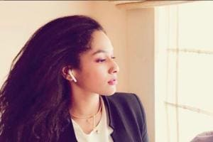 Designer Masaba Gupta has encountered copies of her own designs in markets in the Capital.