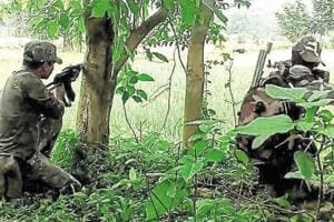 The complaint says about 200-250 Maoists surrounded the CRPF jawans on April 24 and the encounter continued for about 90 minutes.