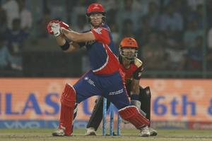 Corey Anderson top-scored in a collective batting display by Delhi Daredevils (DD) -- where almost all their batsmen contributed -- in the win against Sunrisers Hyderabad (SRH) in the Indian Premier League (IPL) on Tuesday.