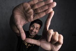 Actor Sumeet Vyas
