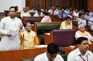 The MLAs of ruling BJP as well as opposition INLD and Congress unanimously passed the Haryana salaries and allowances of ministers (amendment) bill, 2017.