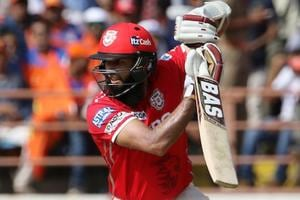 Hashim Amla has scored 315 runs in eight matches for Kings XI Punjab so far in the 2017 Indian Premier League.